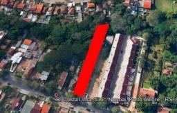 Terreno à venda em Nonoai, Porto alegre cod:LP553