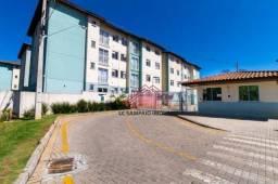 Apartamento para alugar, 50 m² por R$ 990/mês - Rua Travessa Green Village, 40 Araucária C
