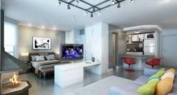 Apartamento à venda com 1 dormitórios em Centro histórico, Porto alegre cod:PA1662