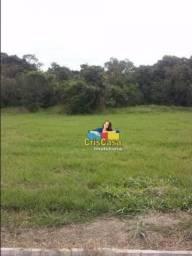 Terreno à venda, 360 m² por R$ 60.000,00 - Recanto dos Paratis - Casimiro de Abreu/RJ