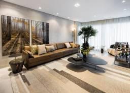 mobiliado e decorado com 4 Suítes 4 Vagas, 221 m² privativos, Centro - Balneário Camboriú