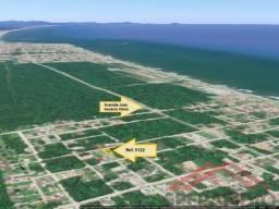 Terreno com 480m², Lote 07, Quadra 120-A, Balneário Itapoá