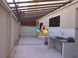 Casa com 2 dormitórios para alugar, 122 m² por R$ 3.800,00/ano - Jardim Mariléa - Rio das