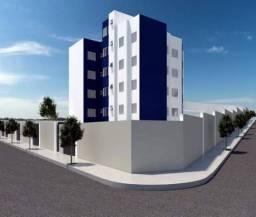 Cobertura à venda com 2 dormitórios em Caiçaras, Belo horizonte cod:2156