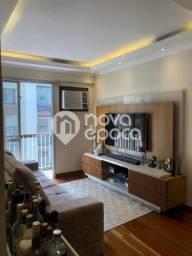Apartamento à venda com 2 dormitórios em Jardim botânico, Rio de janeiro cod:IP2AP48409