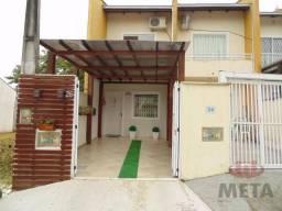 Casa com 2 dormitórios à venda, 63 m² por R$ 195.000 - São Marcos - Joinville/SC