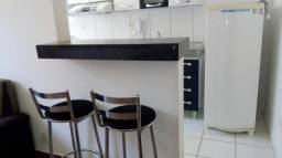 Apartamento com 2 dormitórios para alugar, 45 m² por R$ 850,00/mês - Vila Pacífico - Bauru