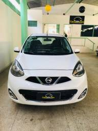 Nissan March 1.6 SL 2017 completo