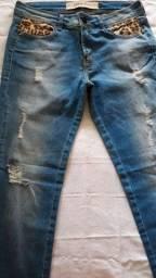 Calça Leeloo jeans