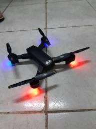 Drone dubfly 2 com duas câmeras 4k