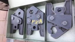Conjunto ferramentas para prensar cabos alta tensao