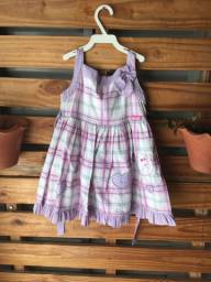 Vestido infantil conservado