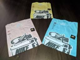 Camisetas De alta Qualidade Super Oferta! 3 Camisetas Por apenas 84,90!