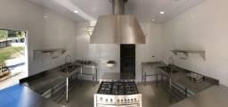 Precisando de Pia mesa coifa? Nós cuidamos de tudo para sua cozinha industrial