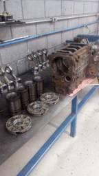 Motor da Dakota 2.5 turbo diesel