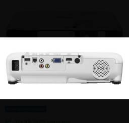 Novo nunca usado Projetor Epson Power lite s41+H842a