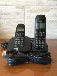 Telefone sem Fio Gigaset A390 com extensão