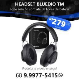 Headset Bluedio TM (Novo, lacrado, pronta entrega)