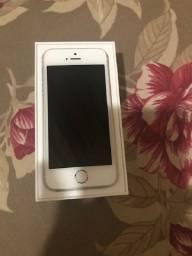 IPhone SE Apple 32gb Ios 4g Câmera 12 - Anatel - Prata