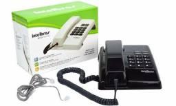 Telefone Intelbras Tc 50 Premium Preto - novo na csixa
