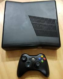 Xbox 360 com 1 controle
