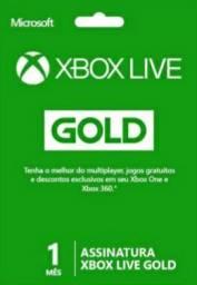 Promoção Xbox live Gold ultimate
