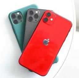 IPhone 11 ( 12X Sem Juros + Nota Fiscal ) 64Gb 128Gb