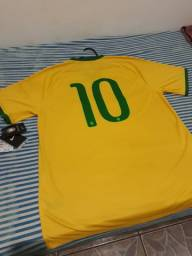 Camisa oficial do Brasil