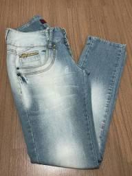Calça jeans clara oppnus original