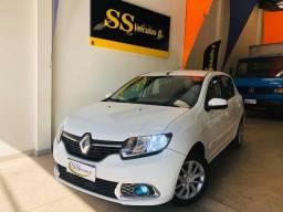Renault Sandero Expression 1.6 Flex 2017 Novissimo