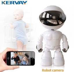 Câmera de Segurança Kervay