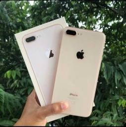 Iphone 8 plus novo a pronta entrega