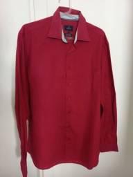 Camisa social marca individual.