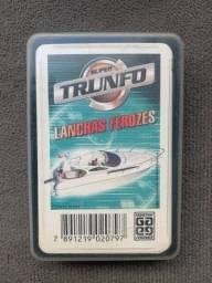 Título do anúncio: Jogo de Cartas Super Trunfo - Lanchas Ferozes