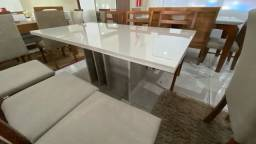 Mesa de jantar Herval 6
