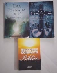 Livros evangélicos 20$ cada.