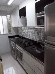 Apartamento à venda com 2 dormitórios em Parque são vicente, Mauá cod:168018