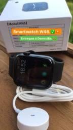Relogio Digital Smart W46- Pra Acabar Rápido