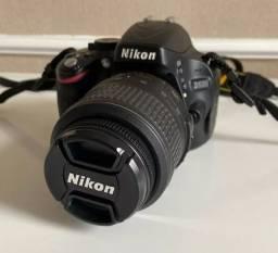 Nikon 5100 + Objetiva Nikon DX 55-300mm f/4.5-5.6