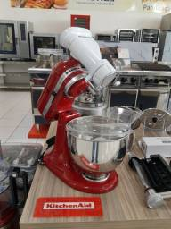 Batedeira Kitchenaid Artisan vermelha * cesar