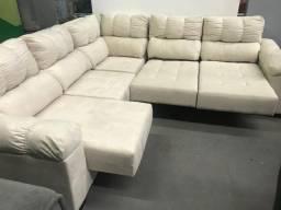 sofá retrátil#