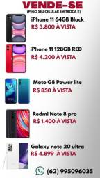 iPhone Xiaomi motorola