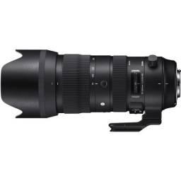 Lente Sigma para Canon 70-200mm F2.8 ex dg os