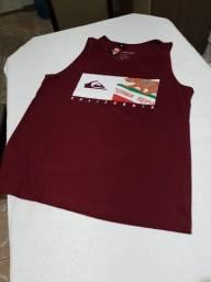 Camisa regata da Quiksilver P, M, G e GG