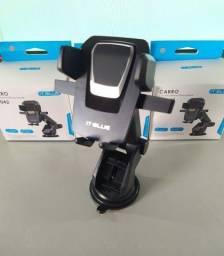 Suporte Universal Veicular Para Celular It-Blue