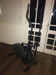 Bicicleta Ergométrica/Orbitrek Elíptico