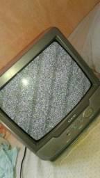 Tv cce de 14 polegadas e converso digital