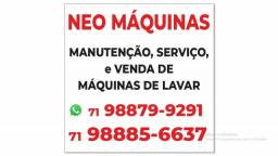Manuteção e serviço com garantia