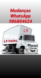 L9 Transporte / Mudanças