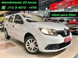 Renault Logan 1.0 Novissímo!!!! Santo Andre São Paulo